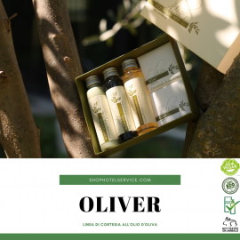 starter kit all'olio d'oliva